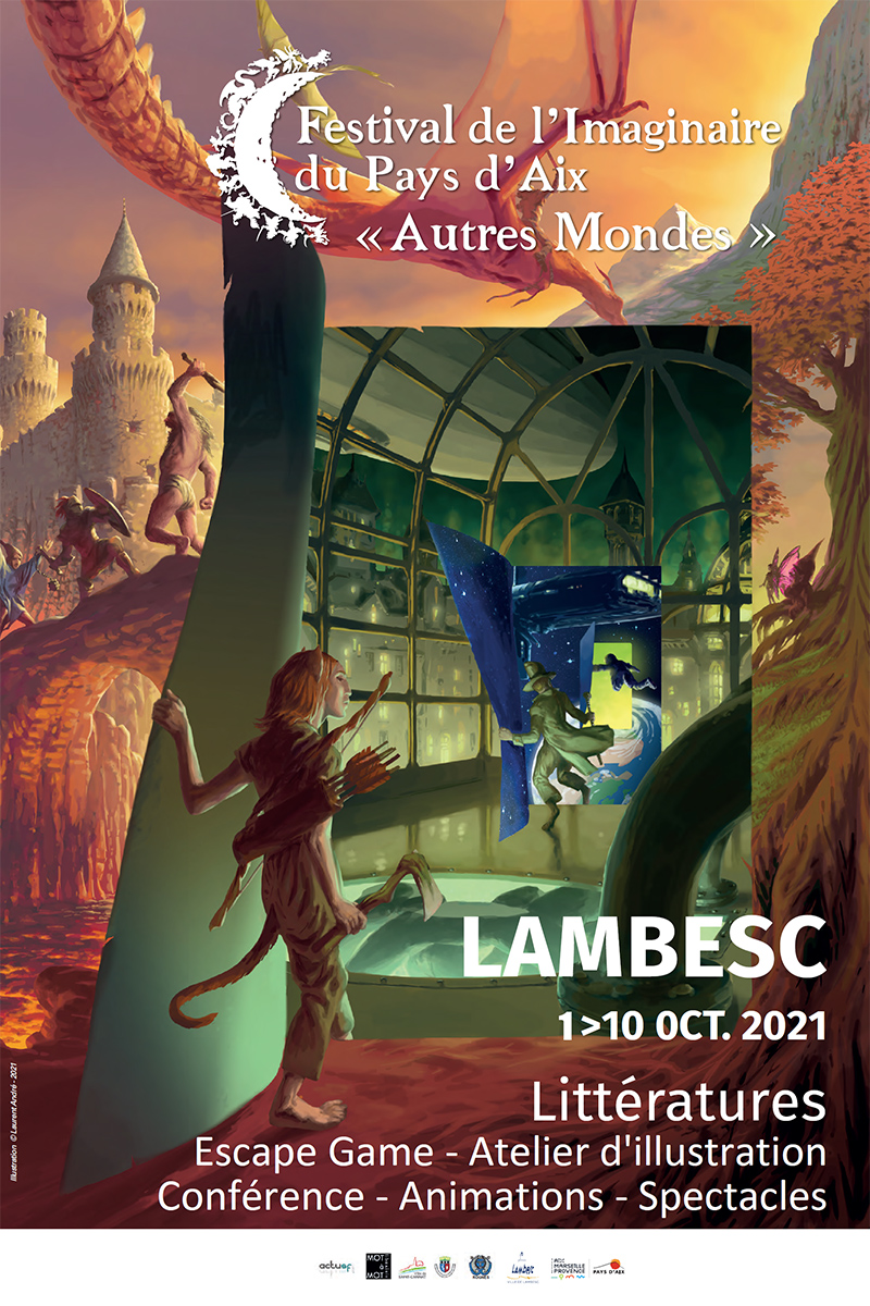 Festival de l'Imaginaire du Pays d'Aix 2021