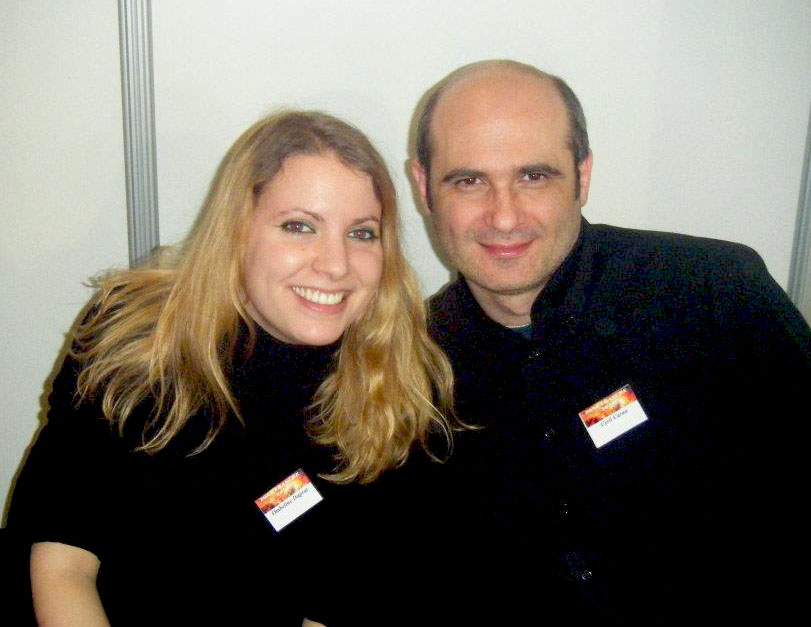 Ombeline Duprat et Cyril Carau