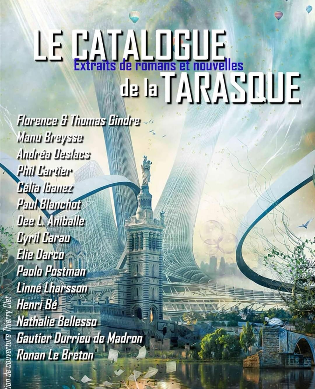 Le catalogue de la Tarasque