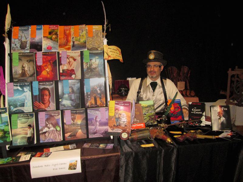 Le festival de l'Imaginaire de Lambesc – des photos