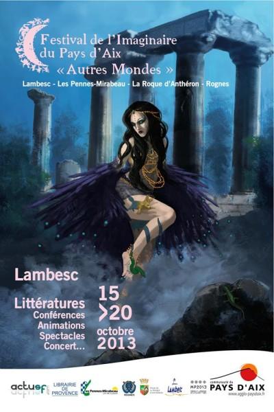 Le salon de l'Imaginaire du Pays d'Aix 2013
